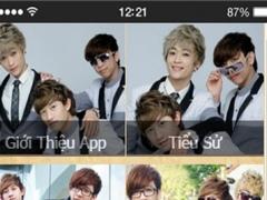 Hinh Anh Album Nhom Nhac HKT 3 Screenshot
