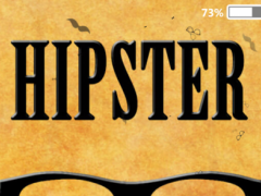 Hipster Lock Screen Wallpaper 1.1 Screenshot