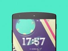 Hipster Smart Launcher Theme 1 Screenshot