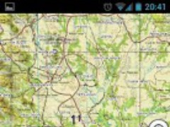 Hispaniola Topo Maps Pro 4.5.4 Screenshot