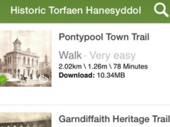 Historic Torfaen Hanesyddol 2.1 Screenshot