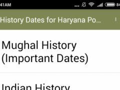 History for Haryana Police 16 1 0 Free Download