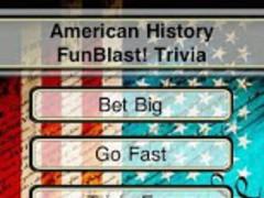 History FunBlast! Trivia Quiz 1.03 Screenshot