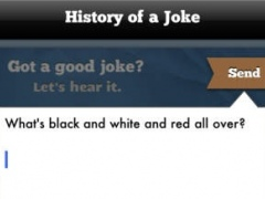 History of a Joke 1.0 Screenshot