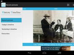 History Timeline 1.0.3 Screenshot