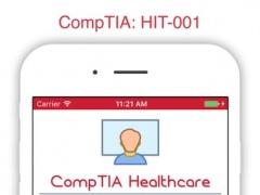 HIT-001: Healthcare IT - Certification App 1.0 Screenshot