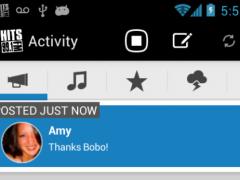 HITS FM 3.0.40 Screenshot