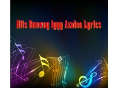 Hits Runway Iggy Azalea Lyrics 1.0 Screenshot