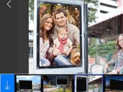 Hoarding & Billboard Photo Frames - make eligant and awesome photo using new photo frames 1.0.0 Screenshot