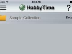 HobbyTime Mobile 1.0 Screenshot