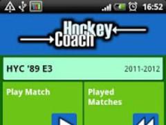 Hockey Coach 0.9.7 Screenshot