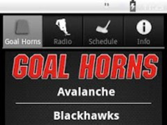 Hockey Goal Horns 2 Screenshot