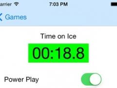 Hockey Stat Tracker 1.0 Screenshot