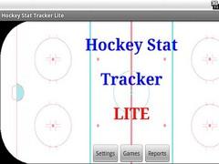 Hockey Stat Tracker Lite 2.2 Screenshot