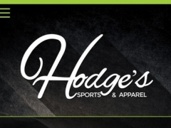 Hodge's Sports and Apparel 1.0 Screenshot