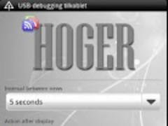 Hoger 1.2 Screenshot