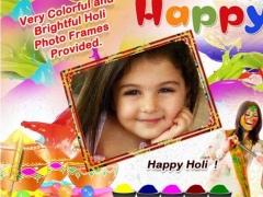 Holi Photo Frame New 1.0 Screenshot