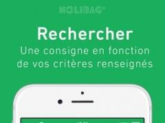 Holibag, find and book luggage locker everywhere 1.0 Screenshot