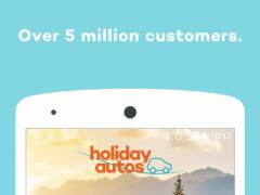 Holiday Autos – Car Hire App 1.0.7 Screenshot