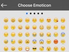 Holiday Emoji - Christmas Emoticons 1.0 Screenshot