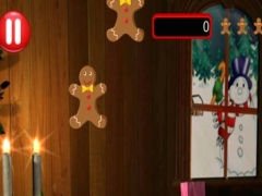 Holiday Gingerbread Man Milk Dunk - Fun Cookie Catching Rush FREE 1.0 Screenshot
