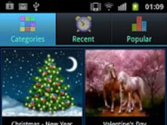 Holiday HD Wallpapers 1.01 Screenshot
