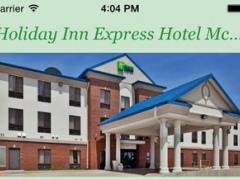 Holiday Inn Express Hotel McPherson 3.0 Screenshot