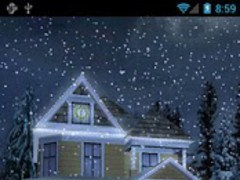 Holiday Lights Live Wallpaper 2.1 Screenshot