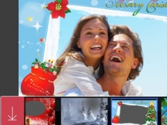 Holiday Xmas Photo Frame 1.0 Screenshot
