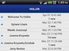 Holler! 1.0.10 Screenshot