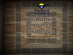 Hollow Squares - Domino Puzzle #1 1.2 Screenshot