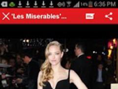 Hollywood Reporter 2.0 Screenshot
