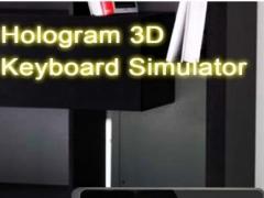 Hologram 3D Piano Prank 1.0 Screenshot