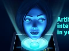 Hologram: Simulator of AI 1.4 Screenshot