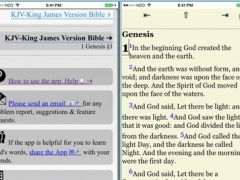 Holy Bible KJV (King James Version) 8.7.3 Screenshot