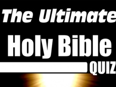 Holy Bible Quiz - Test Your Christian Religious Faith 1.1 Screenshot