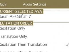 Holy Quran With Spanish Audio Translation 3.5 Screenshot