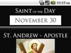 Holy Saint of the Day 1.1 Screenshot