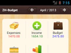 free home budget program