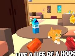 Home Cat Survival Simulator 3D Full 1.0 Screenshot