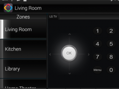 Home Control Client 1.5.9 Screenshot