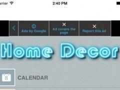 Home Decorating and Interior Ideas 1.0 Screenshot