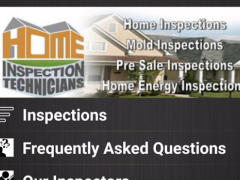 Home Inspection Technicians 1.10.0.0 Screenshot