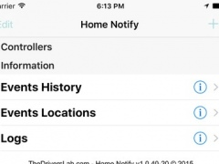 Home Notify 1.0.40 Screenshot