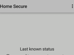 Home Secure GSM Alarm Manager 1.0 Screenshot