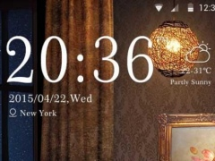 Home Theme - ZERO Launcher 1.0.12 Screenshot