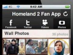 Homeland 2 Fan App 1.2.1.145 Screenshot