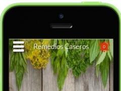 homemade natural remedies 13.0.7 Screenshot
