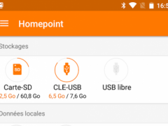 Homepoint 1.3 Screenshot