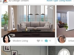 Homestyler Interior Design U0026amp; Decorating Ideas 1.8.1.0.3 Screenshot